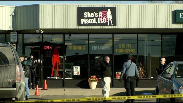 Community members will gather for a candlelight vigil Thursday night to show support to the family of a gun shop owner killed during an attempted armed robbery last week.