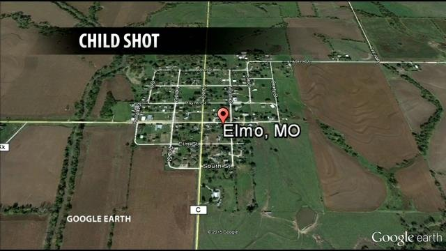 A 9-month-old northwest Missouri boy is dead after being accidentally shot in the head by his 5-year-old brother.