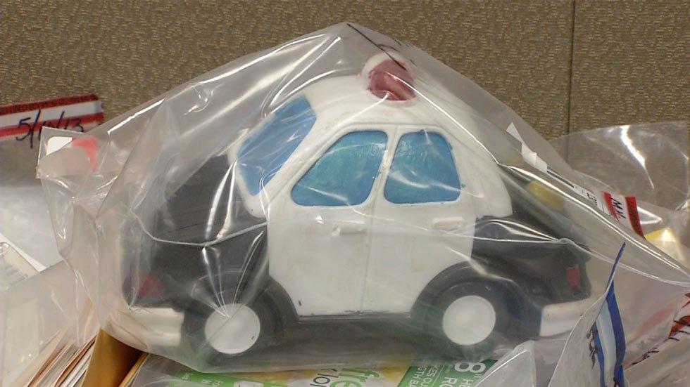 Police Officer Car Toy Toy Police Car Kctv5
