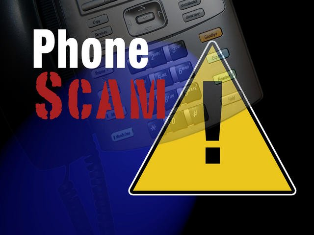 Lenexa police say the scammer claimed to be from the United States government. File photo.