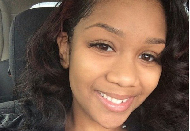 Tierra Smith died exactly a week after a vehicle plowed into her and three other teens.
