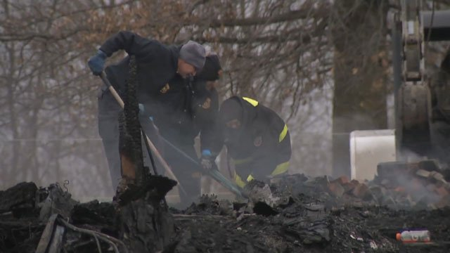 A young man and two children are recovering after a fire tore through a northern Missouri home, and three young children have died in the blaze.