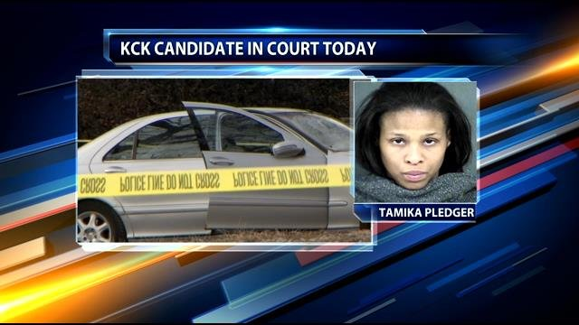 Community activist Tamika Pledger now faces an involuntary manslaughter charge after she allegedly ran into four teens, killing one of them and seriously injuring three.
