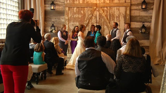 Kansas City Wedding Venue Offers Bliss Without Big Budget