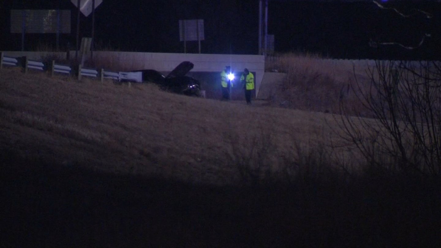 Deadly accident on ramp from NB I-35 to I-635 - CBS46 News