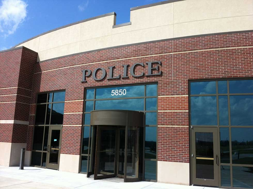 File photo: Shawnee Police Department headquarters.