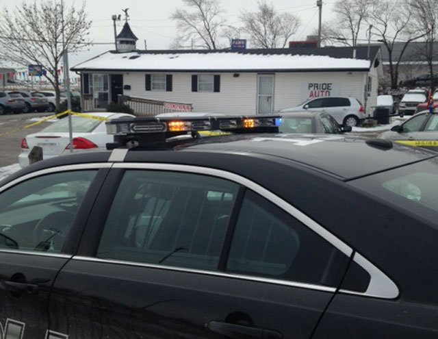 New car dealership salesman seriously injured in shooting for Deal motors clinton hwy