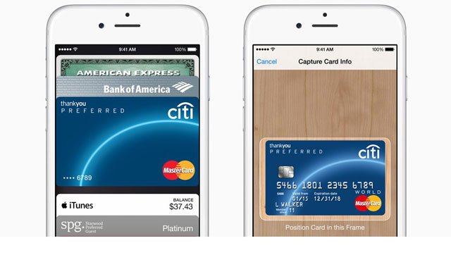 Thieves are using stolen credit card data to make bogus purchases on Apple Pay, Apple's mobile payment system.