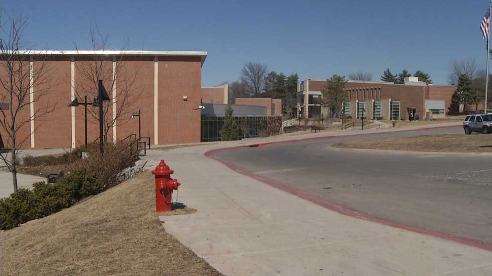 A Shawnee Mission East student was sent home after police found a shotgun in the trunk of his car. (KCTV5)