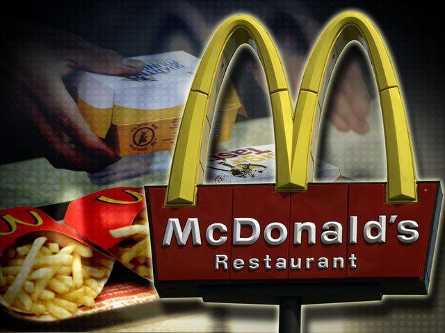 McDonald's workers in 19 cities have filed complaints over burns from popping grease, a lack of protective equipment and other workplace hazards, according to labor organizers.