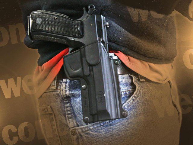 Kansas is close to allowing residents 21 or older to carry concealed firearms without a state permit.