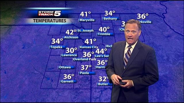 Gary Amble has your StormTrack5 forecast - Tri-State News, Weather