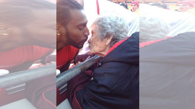 Ailing fan passes away after visit from Chiefs Hall of Famer