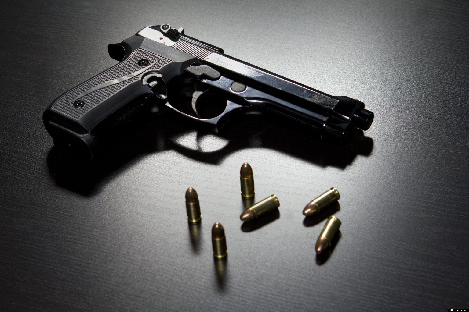 The state's three largest universities will be allowed to ban guns at large sporting events beginning in July. (KCTV)