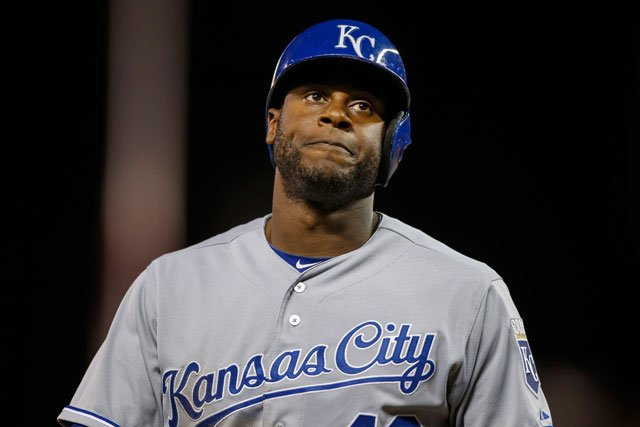 Kansas City outfielder Lorenzo Cain is ready to move on after the Royals brawled with the Chicago White Sox in the series opener on Thursday night. (AP, File)