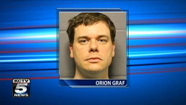 Orion M. Graf, 37, had been scheduled to stand trial Monday before taking a plea agreement.