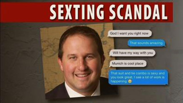 Missouri House Speaker John Diehl says he is resigning from office after acknowledging that he exchanged sexually charged text messages with a Capitol intern.