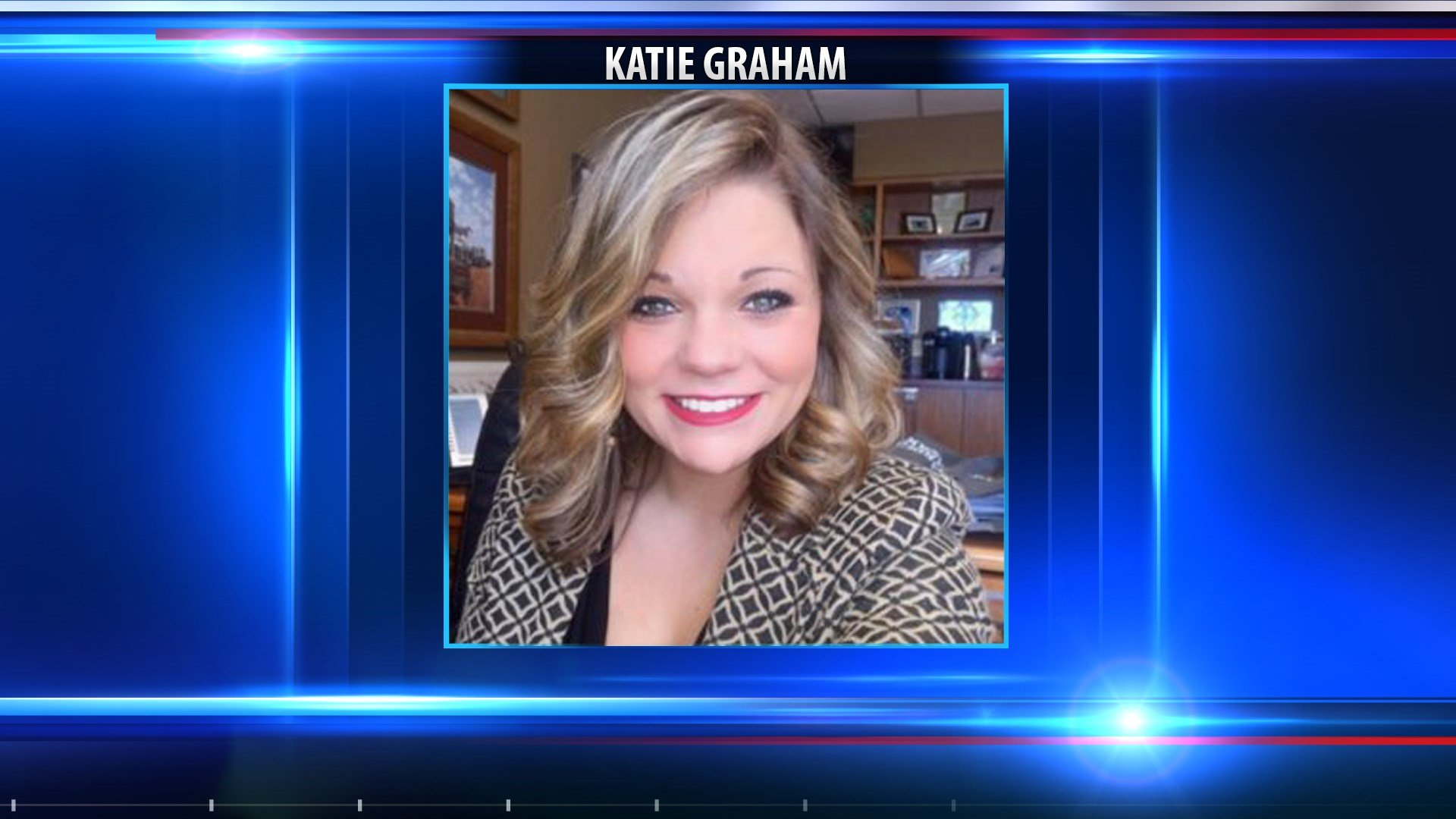 An attorney for the intern, Katie Graham, issued a statement Thursday night.