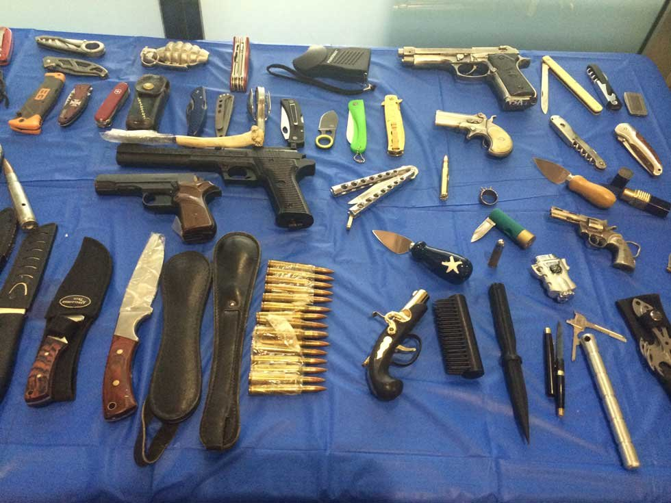 There are many examples of legally purchased guns winding up in the hands of criminals. (KCTV5)