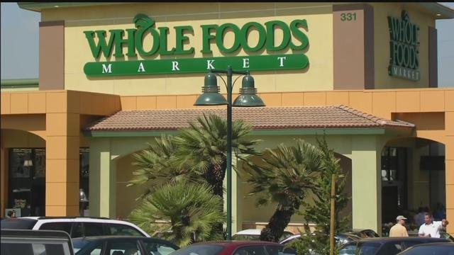 Whole Foods supermarkets have been routinely overcharging customers by overstating the weight of prepackaged meat, dairy and baked goods, New York City's consumer chief said Wednesday.