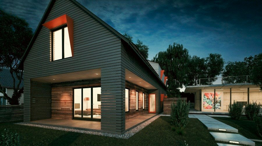 Kansas city startup to build metro 39 s first home with zero for Net zero home