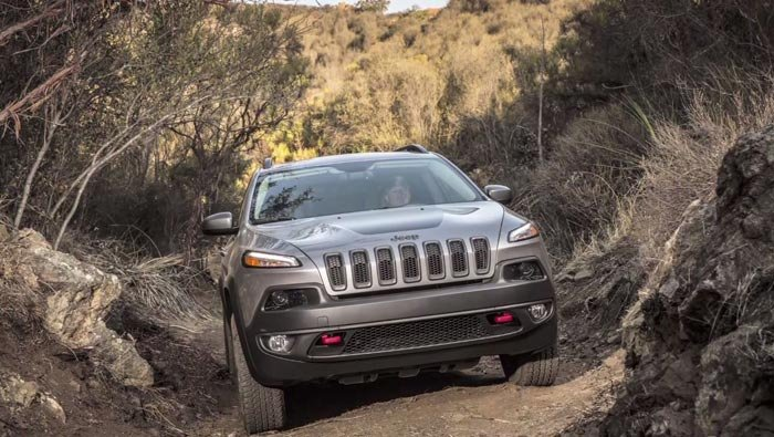Hackers can disable brakes, shut down the engine, make electronics go haywire and even drive the cars off the road in Jeep Cherokees, Chrysler 200s, Dodge Rams and other models made since late 2013. (Source: Fiat Chrysler/CNN)