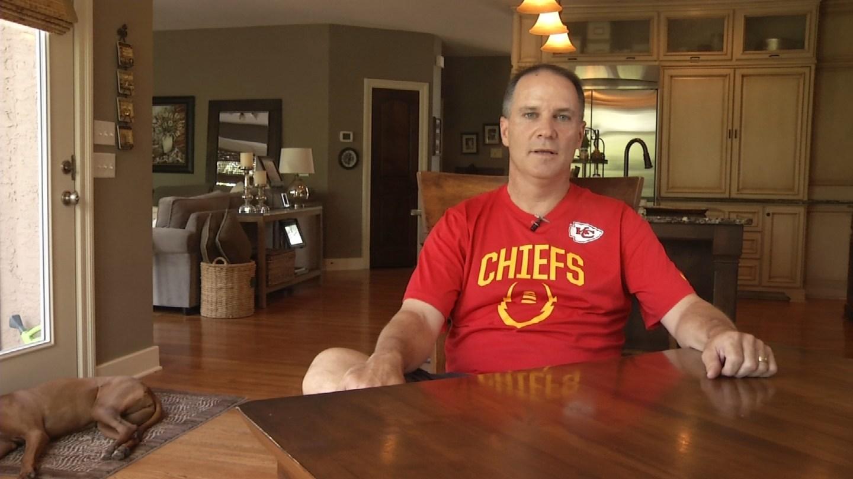 Jim Weber-Chiefs fan battling cancer