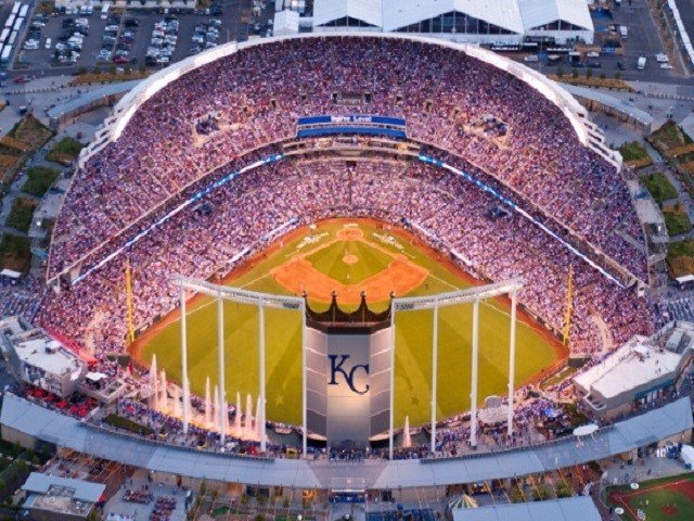 Coming in at No. 10, Kauffman Stadium has made PETA's list of top 10 vegan-friendly ballparks for the first time. (KCTV5)