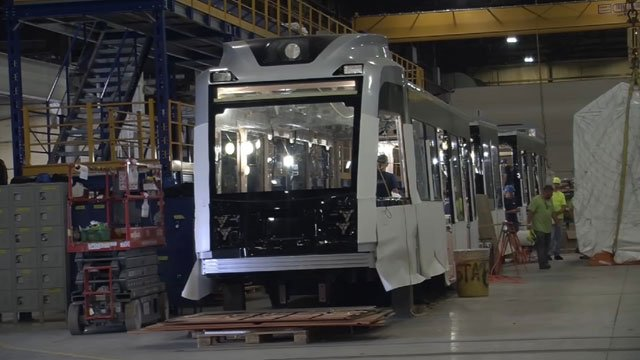 Another step forward to Kansas City's streetcar project