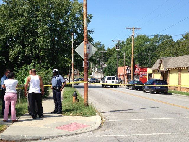 Man Charged With Shooting Outside Kansas City Convenience