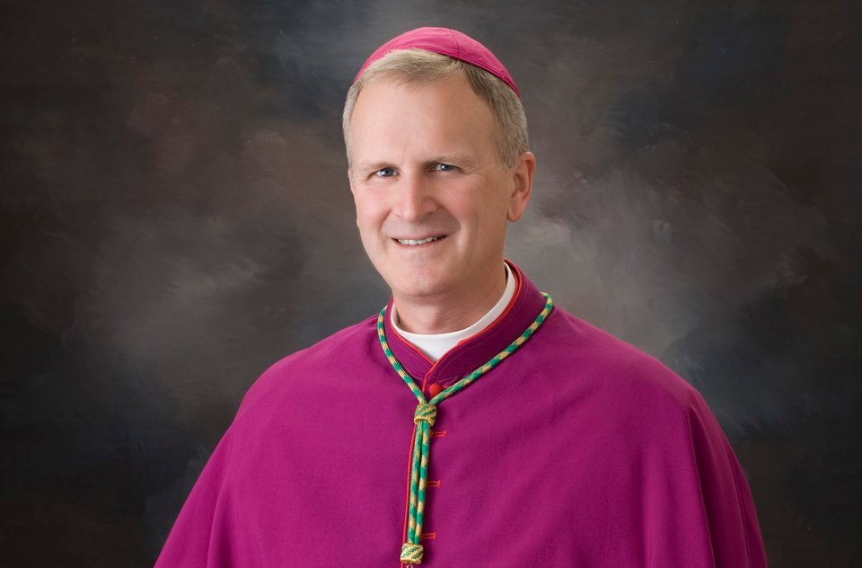 The Vatican named Bishop James V. Johnston, Jr. as the new bishop of diocese. Johnston has been been leader of the Springfield - Cape Girardeau Diocese since 2008. He will be installed in his new post on Nov. 4.