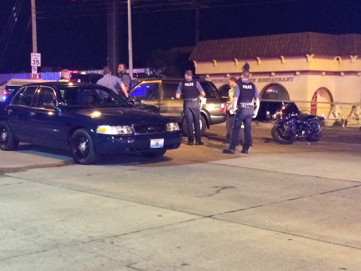 Fatal motorcycle accident in south Kansas City - Kansas City news