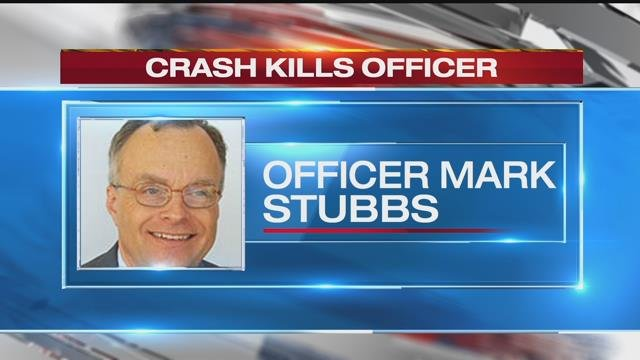 Officer Mark Stubbs was struck and killed by a man police say was drunk and driving a stolen car.