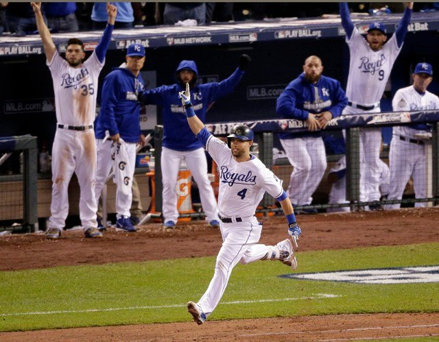 Royals win 5-4 in 14th inning on Hosmer's sacrifice fly ...