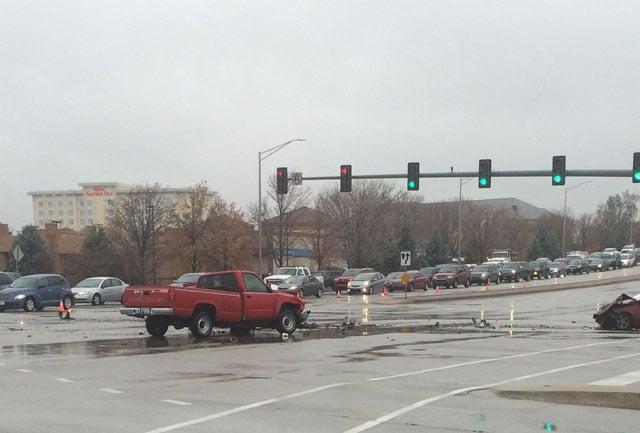 Sunday November  Car Accident Kansas City