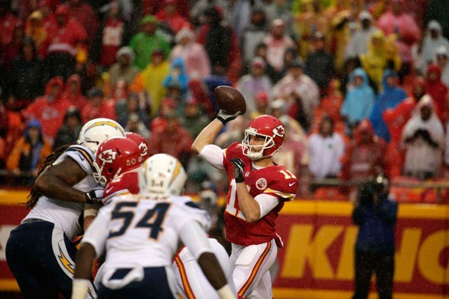 Chiefs Aim To Avoid Letdown Game Vs San Diego Cbs46 News