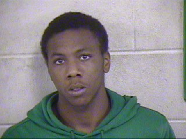 Adonis Morris-charged with murder