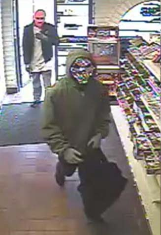 Surveillance pic of Independence robbery