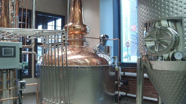 New distillery plays homage to Kansas City's past