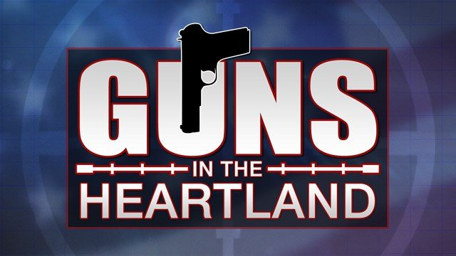 Watch our Guns in the Heartlandcoverage all next week at 6 p.m. and 10 p.m.on KCTV5 News. We invite you to join the conversation online and on social media. (KCTV5)