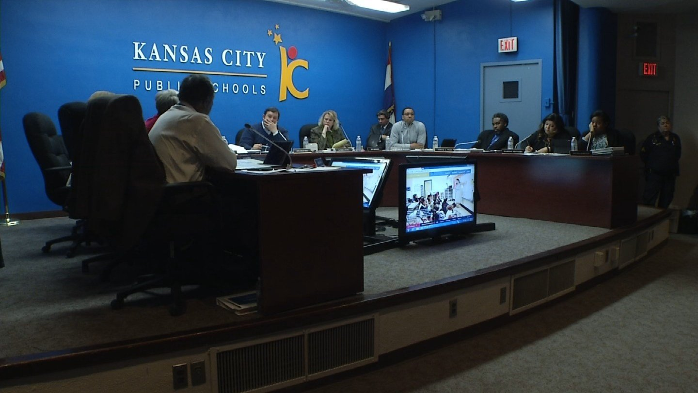 For the first time in 30 years, the Kansas City Public Schools District is set to become a fully accredited school system.(KCTV5)