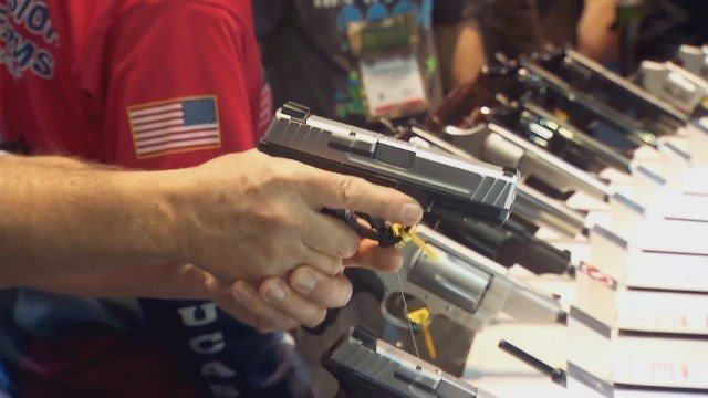 Guns and mental health are tough topics to discuss no matter where people fall on the gun debate. (KCTV5)