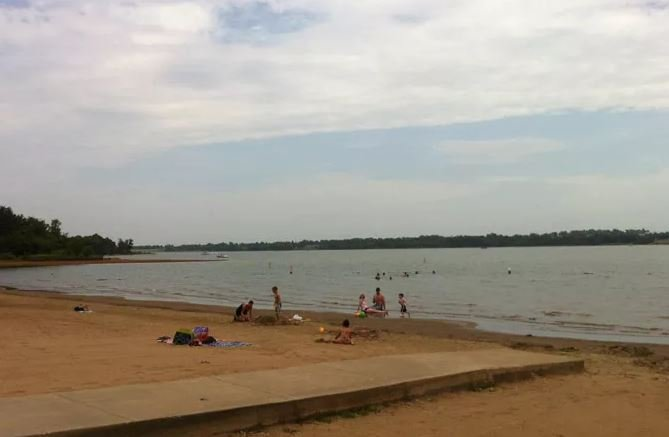 Longview Lake File Photo