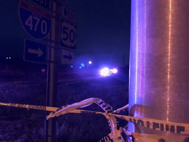 The shooting happened about 10:30 p.m.in the area of View High Drive and Interstate 470.(KCTV5)