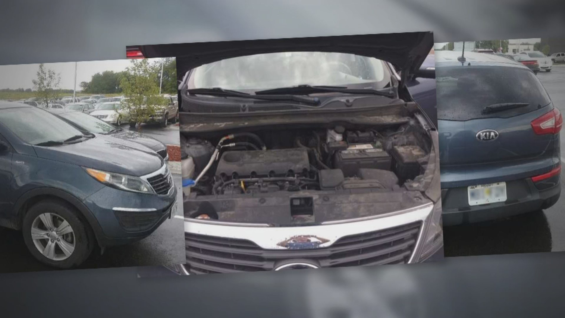Angie Hart originally contacted KCTV5 about a recall that didn't include her specific engine size, and she was out of options. (KCTV5)
