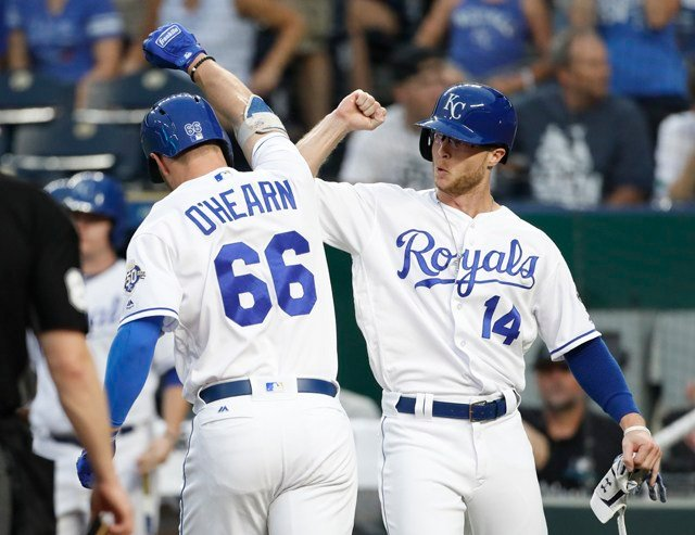Royals spoil Reid-Foley's debut, beat Blue Jays 3-1