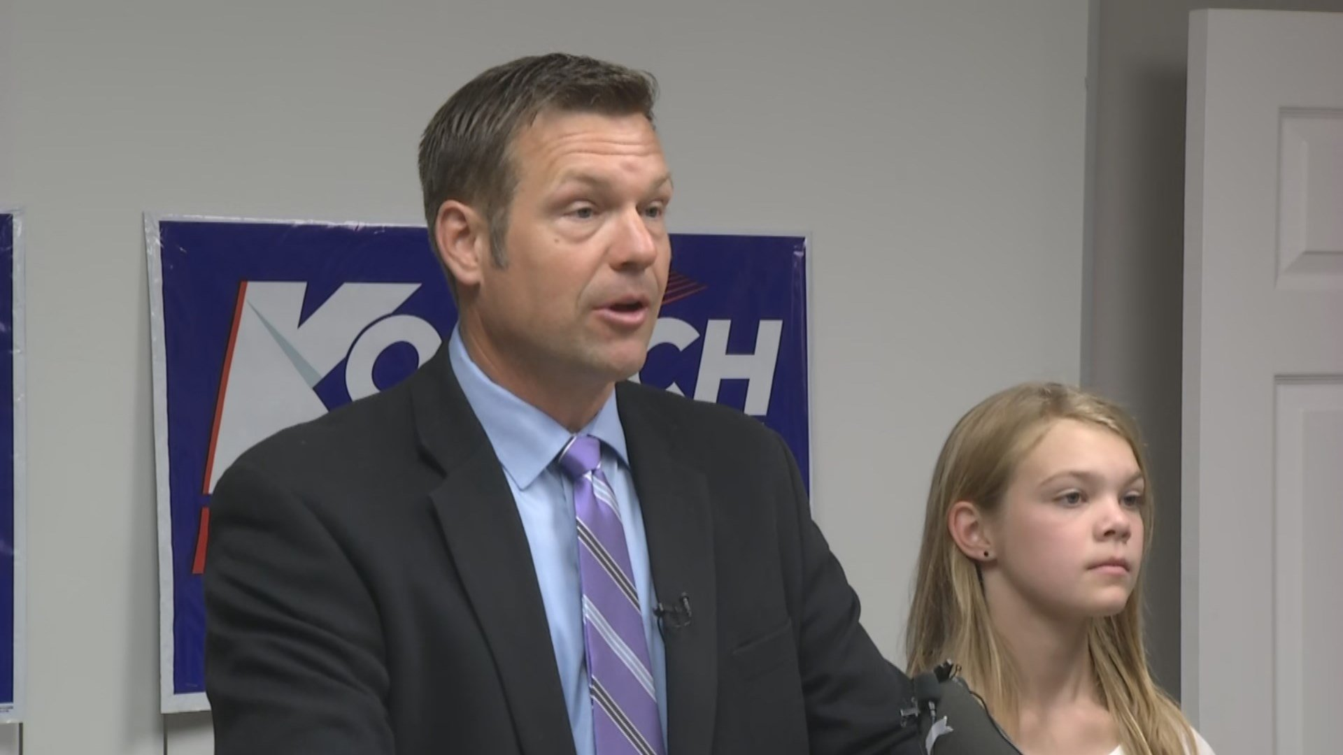 "Kobach: ""Illegal immigration has tragic consequences"""