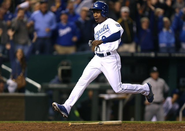 Royals send Terrance Gore to Cubs for cash considerations